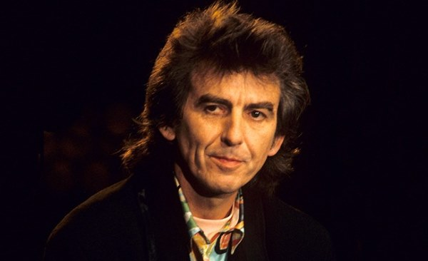 The George Harrison discography