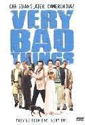 Movie VERY BAD THINGS on DVD for sale at netogram.com